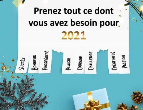L'équipe de BLS vous présente ses meilleurs vœux pour 2021